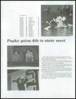 1975 Rochelle Township High School Yearbook Page 90 & 91