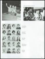 1975 Rochelle Township High School Yearbook Page 110 & 111