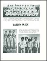 1975 Rochelle Township High School Yearbook Page 166 & 167
