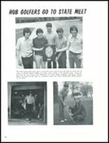 1975 Rochelle Township High School Yearbook Page 168 & 169