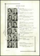 1933 Benton High School Yearbook Page 16 & 17
