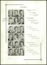 1933 Benton High School Yearbook Page 24 & 25