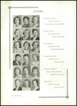 1933 Benton High School Yearbook Page 26 & 27