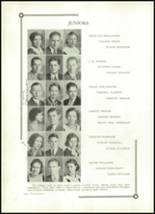 1933 Benton High School Yearbook Page 28 & 29