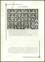 1933 Benton High School Yearbook Page 30 & 31