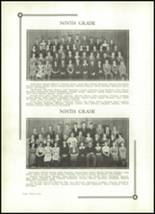1933 Benton High School Yearbook Page 36 & 37