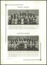 1933 Benton High School Yearbook Page 40 & 41