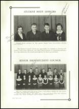 1933 Benton High School Yearbook Page 48 & 49