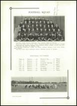 1933 Benton High School Yearbook Page 52 & 53