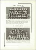 1933 Benton High School Yearbook Page 62 & 63