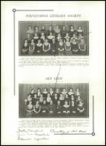 1933 Benton High School Yearbook Page 66 & 67