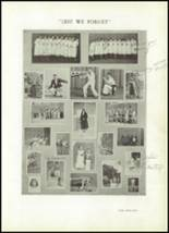 1933 Benton High School Yearbook Page 72 & 73