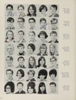 1967 North Salinas High School Yearbook Page 38 & 39