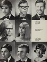 1967 North Salinas High School Yearbook Page 110 & 111