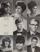 1967 North Salinas High School Yearbook Page 116 & 117