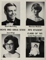 1967 North Salinas High School Yearbook Page 158 & 159