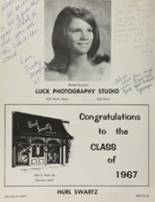 1967 North Salinas High School Yearbook Page 202 & 203