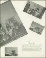 1953 Negaunee High School Yearbook Page 24 & 25