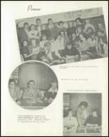1953 Negaunee High School Yearbook Page 44 & 45