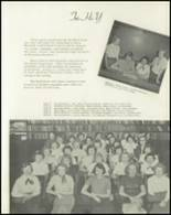1953 Negaunee High School Yearbook Page 48 & 49