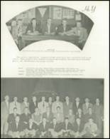 1953 Negaunee High School Yearbook Page 50 & 51