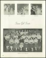 1953 Negaunee High School Yearbook Page 52 & 53