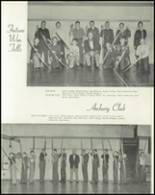 1953 Negaunee High School Yearbook Page 54 & 55
