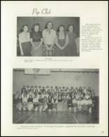 1953 Negaunee High School Yearbook Page 56 & 57