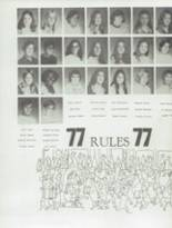 1974 Santa Cruz High School Yearbook Page 76 & 77