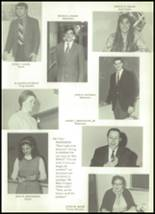 1971 Mt. Mansfield Union High School Yearbook Page 22 & 23