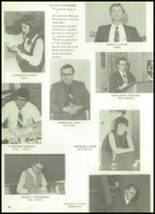 1971 Mt. Mansfield Union High School Yearbook Page 24 & 25
