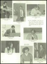 1971 Mt. Mansfield Union High School Yearbook Page 28 & 29