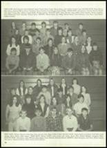 1971 Mt. Mansfield Union High School Yearbook Page 38 & 39