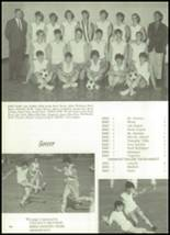 1971 Mt. Mansfield Union High School Yearbook Page 50 & 51