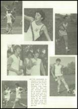 1971 Mt. Mansfield Union High School Yearbook Page 58 & 59