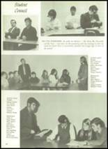 1971 Mt. Mansfield Union High School Yearbook Page 68 & 69