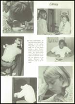 1971 Mt. Mansfield Union High School Yearbook Page 70 & 71