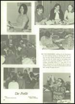 1971 Mt. Mansfield Union High School Yearbook Page 72 & 73
