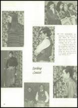 1971 Mt. Mansfield Union High School Yearbook Page 74 & 75