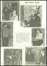 1971 Mt. Mansfield Union High School Yearbook Page 76 & 77