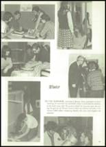 1971 Mt. Mansfield Union High School Yearbook Page 80 & 81