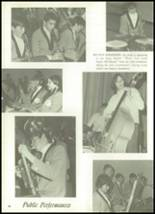 1971 Mt. Mansfield Union High School Yearbook Page 84 & 85
