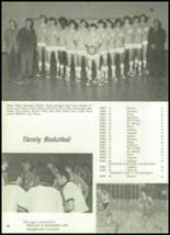 1971 Mt. Mansfield Union High School Yearbook Page 86 & 87