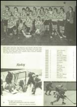 1971 Mt. Mansfield Union High School Yearbook Page 90 & 91