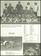1971 Mt. Mansfield Union High School Yearbook Page 92 & 93