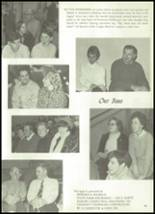 1971 Mt. Mansfield Union High School Yearbook Page 98 & 99