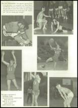 1971 Mt. Mansfield Union High School Yearbook Page 102 & 103
