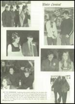 1971 Mt. Mansfield Union High School Yearbook Page 108 & 109