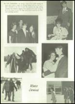 1971 Mt. Mansfield Union High School Yearbook Page 110 & 111