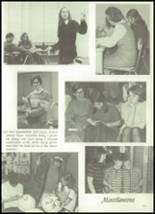 1971 Mt. Mansfield Union High School Yearbook Page 114 & 115
